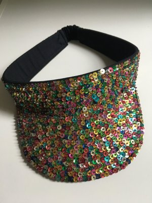 Fabric Hat multicolored cotton