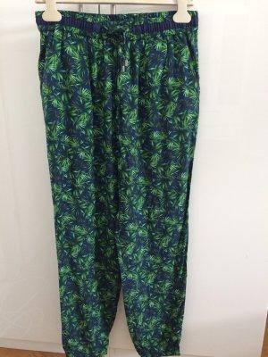 Esprit Sweat Pants blue-green viscose