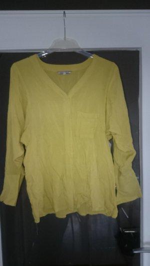 Sonnig gelbe Bluse von Sylvian Heach