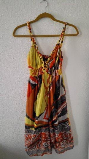 Sonniges Sommerkleid