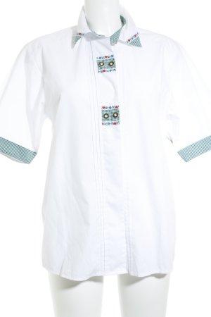 Sonnwend Hemd-Bluse mehrfarbig Vintage-Look