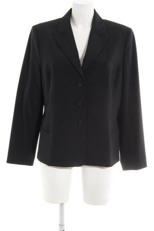 SOPHIA SZAGUN Blazer de esmoquin negro estilo «business»