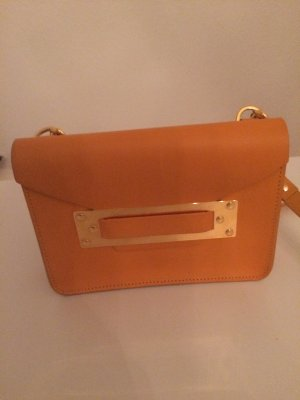 Sophie Hulme mini Leather envelope cross body bag