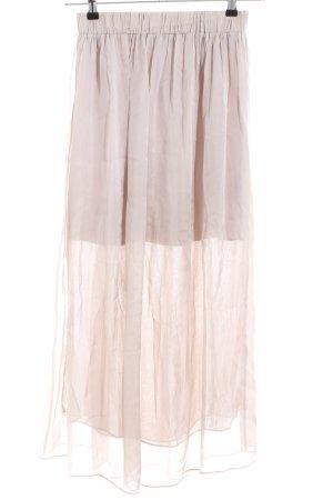 SØR Maxi Skirt natural white casual look