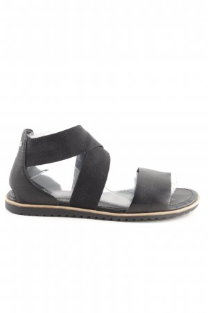 Sorel Roman Sandals black casual look