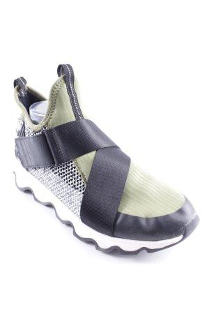 Sorel Schlüpfsneaker abstraktes Muster sportlicher Stil