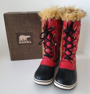 Sorel Winter Boots red-black