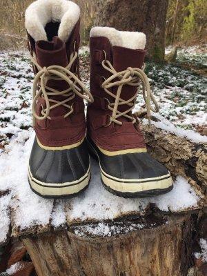 Sorel Botas de invierno multicolor