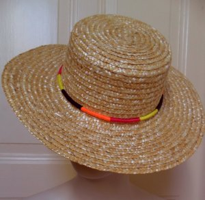 Straw Hat cream