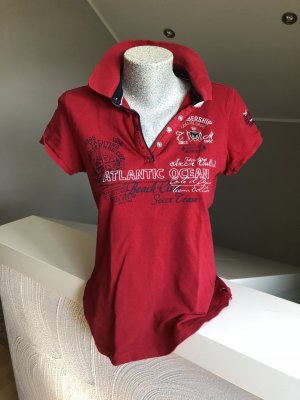 Soxxc Polo rouge