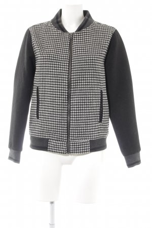 Soyaconcept College Jacket shepherd's check pattern casual look