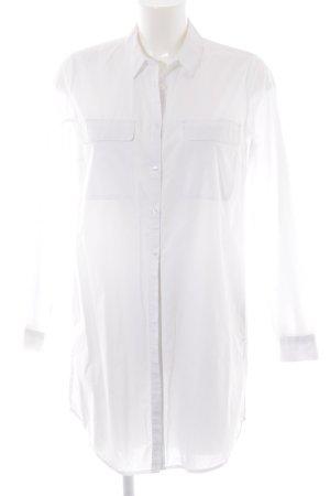 Soyaconcept Robe chemise blanc style décontracté
