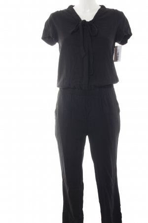 Soyaconcept Jumpsuit schwarz Business-Look