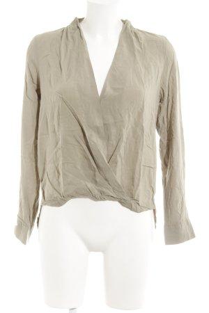 Soyaconcept Langarm-Bluse khaki Casual-Look
