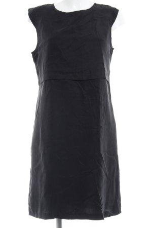 Soyaconcept Midikleid schwarz minimalistischer Stil