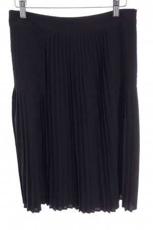 Soyaconcept Pleated Skirt black business style