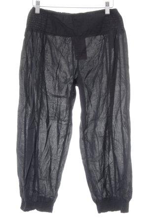 Soyaconcept Pantalone bloomers nero Stile Boho