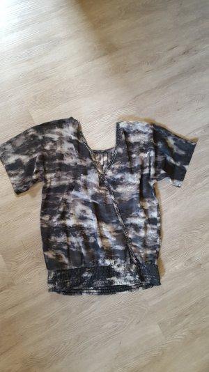 Soyaconcept Shirt Gr.M mit Strassapplikation