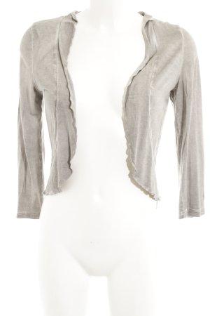 Soyaconcept Veste chemise gris style délavé