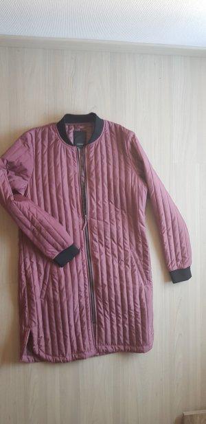 Soyaconcept Gewatteerd jack stoffig roze-mauve