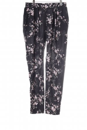 Soyaconcept Stoffhose florales Muster Street-Fashion-Look