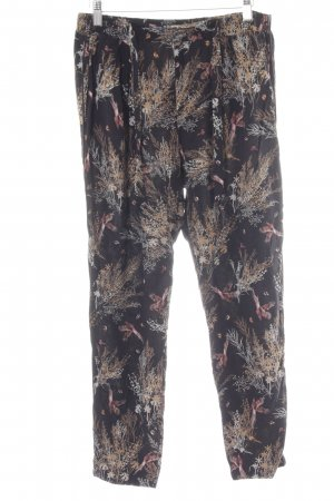 Soyaconcept Stoffhose Motivdruck Casual-Look