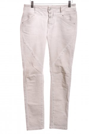Soyaconcept Stretchhose wollweiß Casual-Look