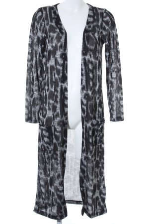 Soyaconcept Strick Cardigan Animalmuster Animal-Look