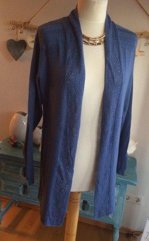 Soyaconcept Strickjacke blau Größe M
