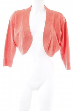 Soyaconcept Strickweste orange Casual-Look