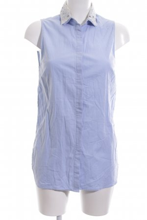 Space Short Sleeve Shirt blue casual look