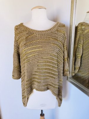 Space Style Concept Strick Pullover