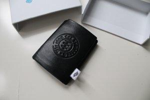 Portefeuille noir-blanc