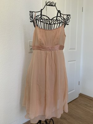 1.2.3 Paris Empire Dress apricot