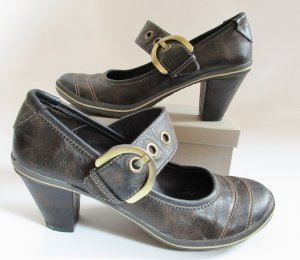 Gino ventori Mary Jane pumps veelkleurig