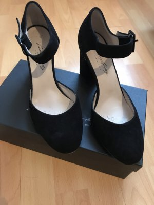 Ludwig Görtz Backless Pumps black
