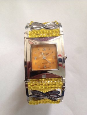 Watch Clasp yellow
