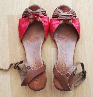 """Spanische Sandaletten """"Handmade"""""""