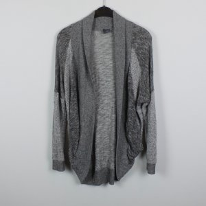 Sparkle & Fade by Urban Outfitters Cardigan Gr. S grau oversized (18/11/461)
