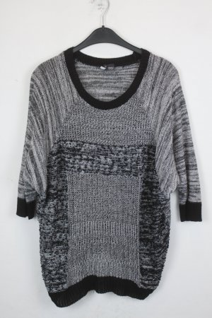 Sparkle & Fade by Urban Outfitters Strickpullover Gr. XS grau schwarz (18/9/080)