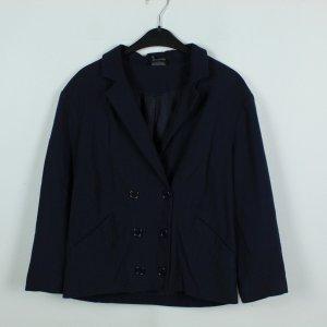 Sparkle & Fade Oversized Jacket dark blue mixture fibre