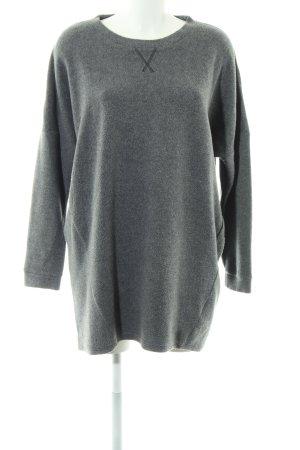 Sparkle & Fade Jersey holgados gris claro moteado look casual