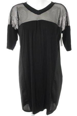 Sparkle & Fade Shirtkleid schwarz Casual-Look
