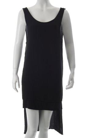Sparkle & Fade Shirtkleid schwarz schlichter Stil