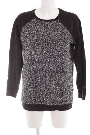 Sparkle & Fade Sweatshirt meliert Casual-Look