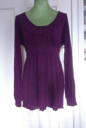 sparkle purple Longshirt