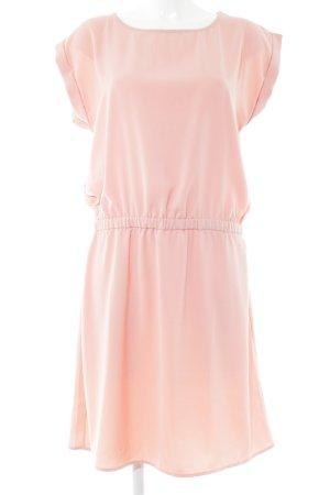 Sparkz Hooded Dress salmon elegant