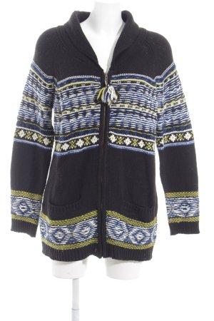 Sparrow Giacca in maglia modello web stile casual
