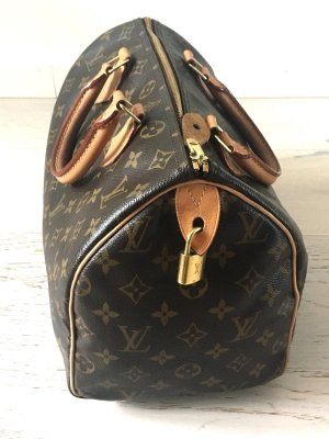 Speedy 30 classic Louis Vuitton Handtasche aus Canvas