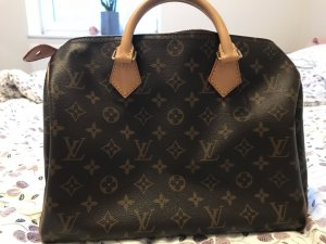 Louis Vuitton Sac à main brun-chameau